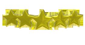 five-star-golden-colour_png