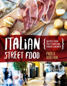 Cookbook of the Month: Italian Street Food