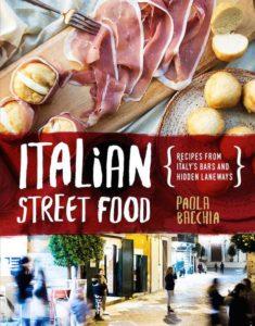 Cookbook of the Month: Italian Street Food