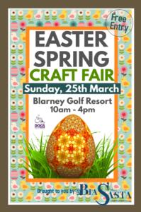 Blarney Easter Spring Craft Fair @ Co. Cork | Ireland