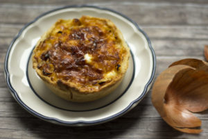 The German Files: Onion Tart