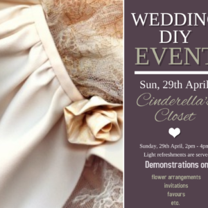 Wedding DIY Event