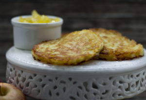 The German Files: Potato Cakes