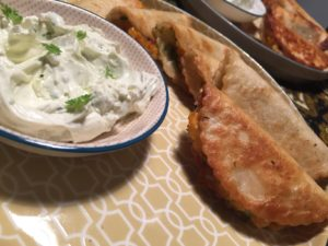 Tasty Pumpkin Quesadillas