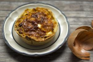 The German Files: Onion Tart