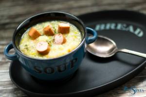 The German Files: Potato-Leek Soup